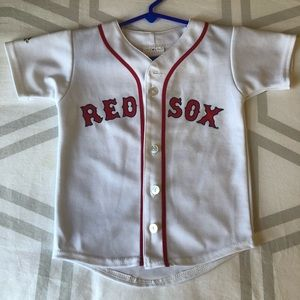 Other - Kids Boston Red Sox Jersey